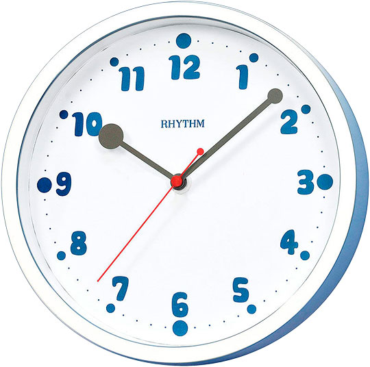Настенные часы Rhythm CMG510BR04 rhythm настенные часы rhythm cmg771nr02 коллекция