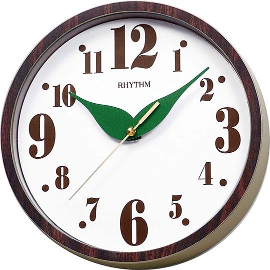 Настенные часы Rhythm CMG510NR06 rhythm настенные часы rhythm cmg771nr02 коллекция