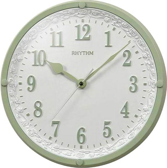 Настенные часы Rhythm CMG515NR05 rhythm настенные часы rhythm cmg771nr02 коллекция