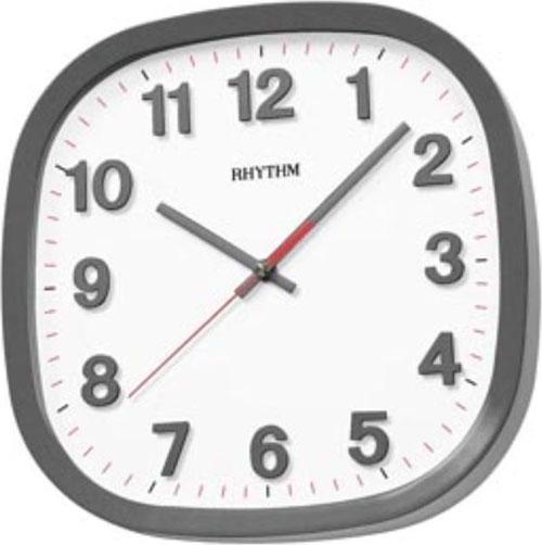 Настенные часы Rhythm CMG528NR08 rhythm настенные часы rhythm cmg528nr08 коллекция настенные часы