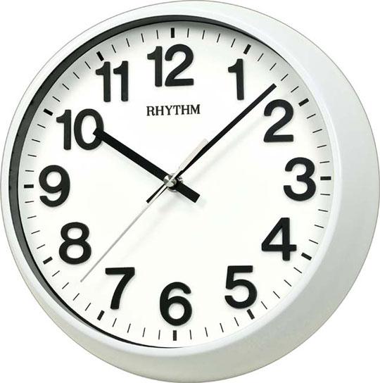 Настенные часы Rhythm CMG536NR03 rhythm настенные часы rhythm cmg771nr02 коллекция