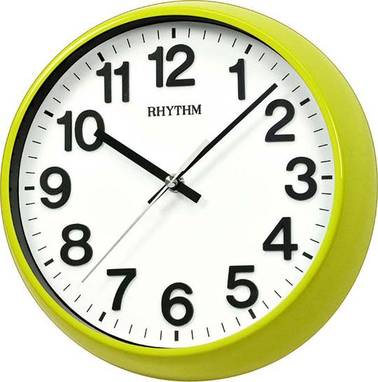 Настенные часы Rhythm CMG536NR05 rhythm настенные часы rhythm cmg771nr02 коллекция