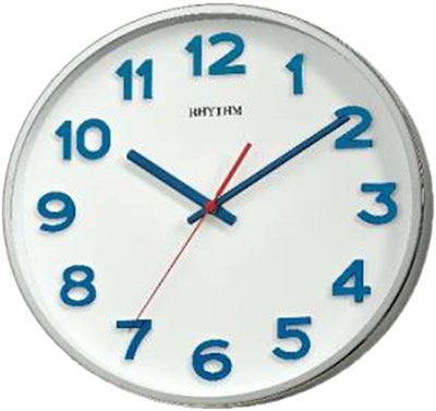 Настенные часы Rhythm CMG538NR19 rhythm настенные часы rhythm cmg538nr19 коллекция настенные часы