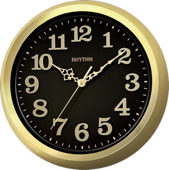 Настенные часы Rhythm CMG552NR18 samsung rs 552 nruasl