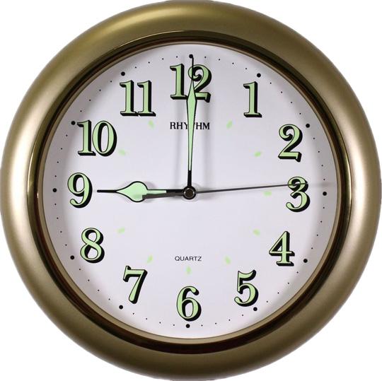 Настенные часы Rhythm CMG710NR18 rhythm настенные часы rhythm cmg771nr02 коллекция
