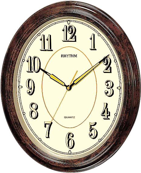 Настенные часы Rhythm CMG712NR06 настенные часы rhythm cmg712nr06