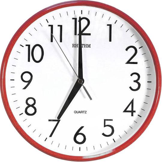 Настенные часы Rhythm CMG716NR01