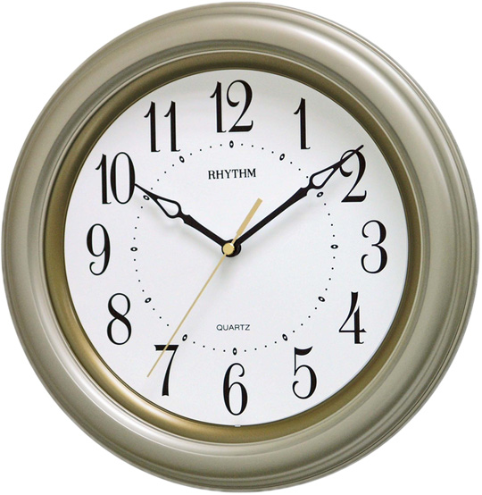 Настенные часы Rhythm CMG726NR18 rhythm настенные часы rhythm cmg771nr02 коллекция