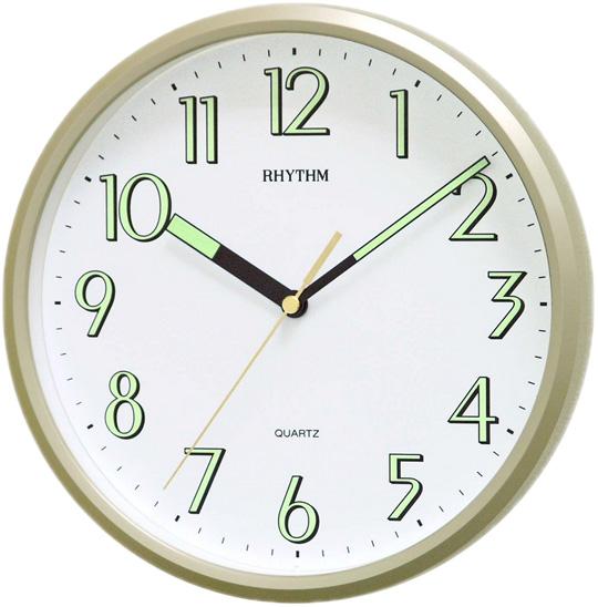 Настенные часы Rhythm CMG727NR18 rhythm настенные часы rhythm cmg771nr02 коллекция