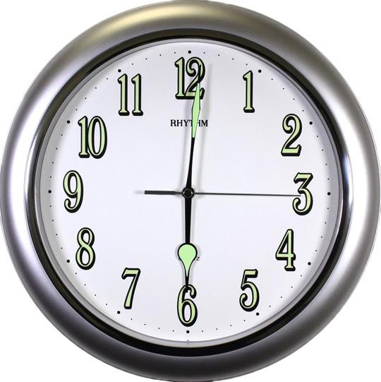 Настенные часы Rhythm CMG728NR19