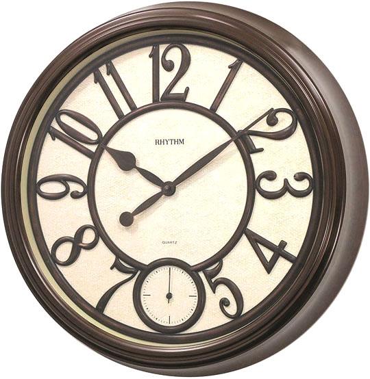 Настенные часы Rhythm CMG746NR06