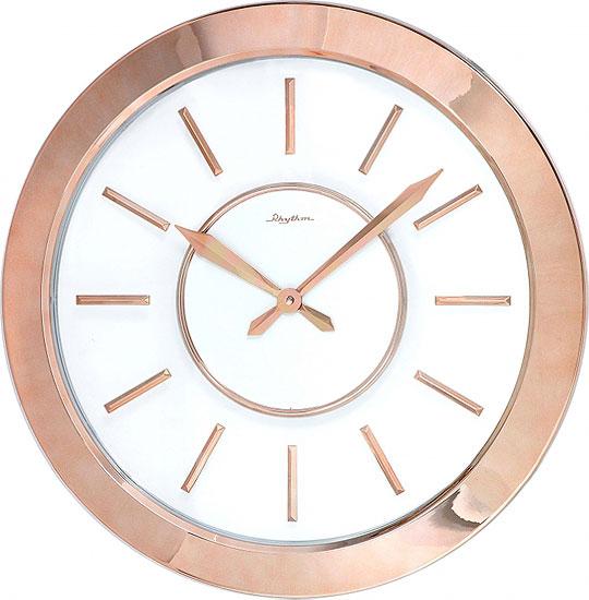 Настенные часы Rhythm CMG749NR13 rhythm настенные часы rhythm cmg771nr02 коллекция
