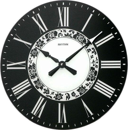 Настенные часы Rhythm CMG750NR02 настенные часы rhythm cmg750nr02