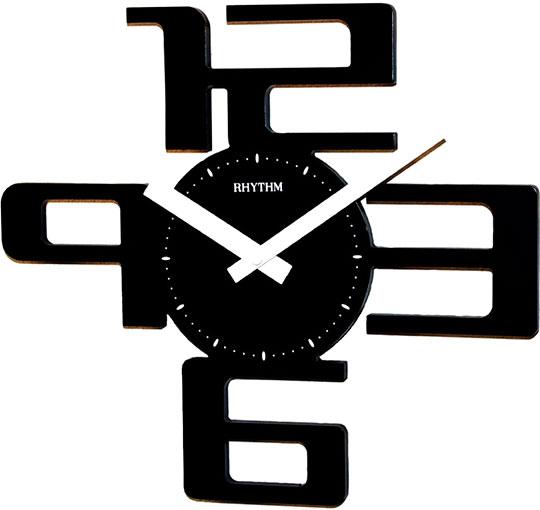 Настенные часы Rhythm CMG764NR02 rhythm настенные часы rhythm cmg771nr02 коллекция