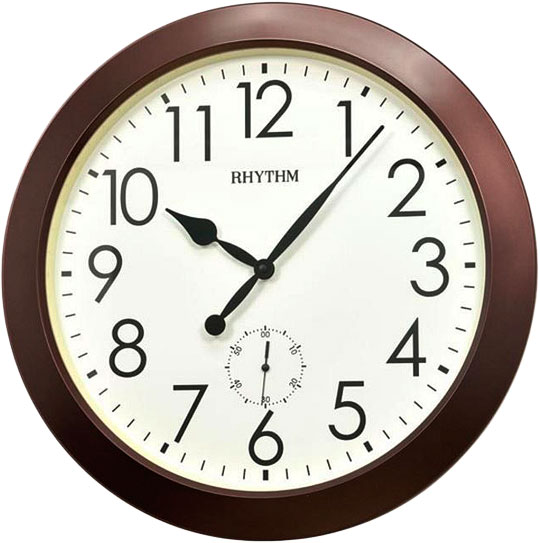 Настенные часы Rhythm CMG770NR06
