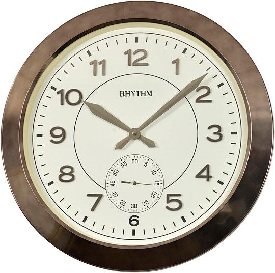 Настенные часы Rhythm CMG771NR02 часы rhythm cmg771nr02