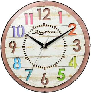 Настенные часы Rhythm CMG778NR07 часы настенные mauricio relli armonia рм 778