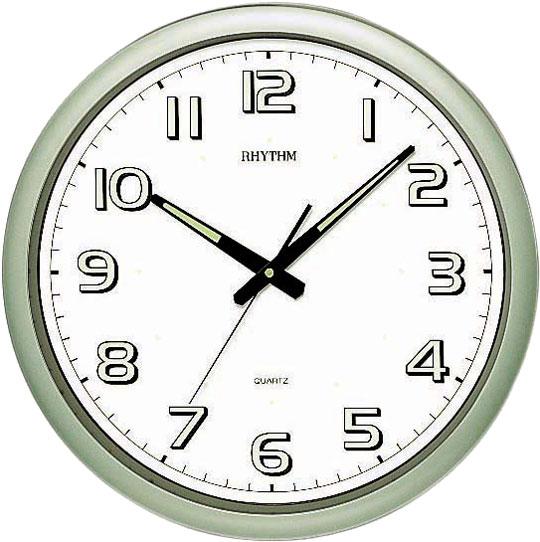 Настенные часы Rhythm CMG805NR05 rhythm настенные часы rhythm cmg771nr02 коллекция