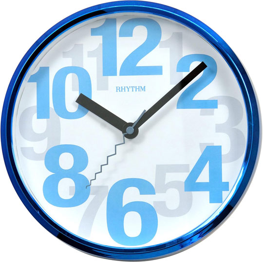 Настенные часы Rhythm CMG839ER04