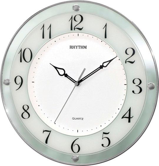 Настенные часы Rhythm CMG876NR19 rhythm настенные часы rhythm cmg771nr02 коллекция
