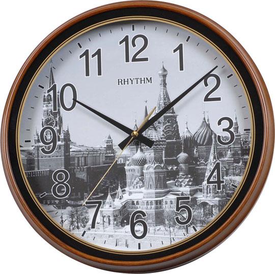 Настенные часы Rhythm CMG898AZ06