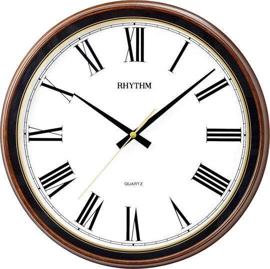 Настенные часы Rhythm CMG898NR06 rhythm настенные часы rhythm cmg771nr02 коллекция