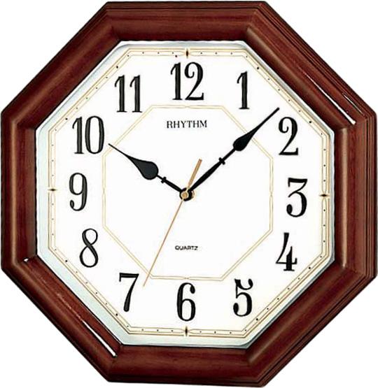 Настенные часы Rhythm CMG912NR06 стоимость