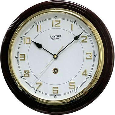 Настенные часы Rhythm CMG931NR06 rhythm настенные часы rhythm cmg771nr02 коллекция
