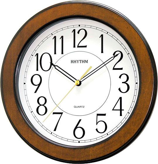 Настенные часы Rhythm CMG941NR06 rhythm настенные часы rhythm cmg771nr02 коллекция