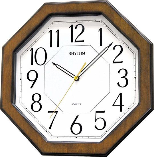 Настенные часы Rhythm CMG944NR06 rhythm настенные часы rhythm cmg771nr02 коллекция