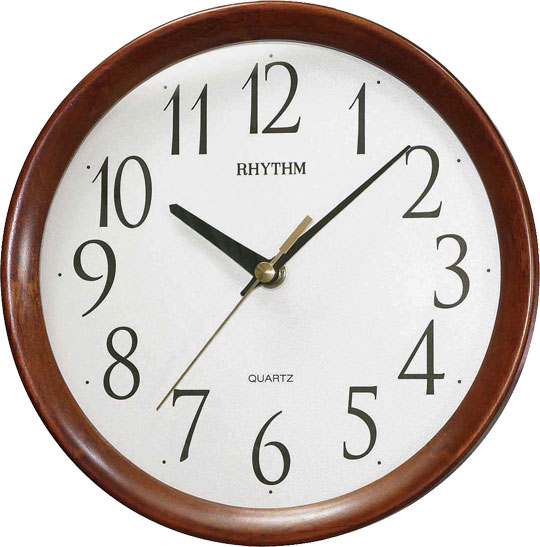 Настенные часы Rhythm CMG964NR06 rhythm настенные часы rhythm cmg771nr02 коллекция