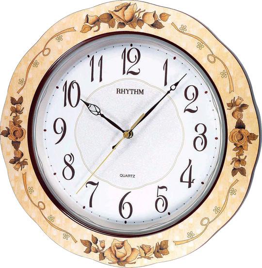Настенные часы Rhythm CMG971NR07