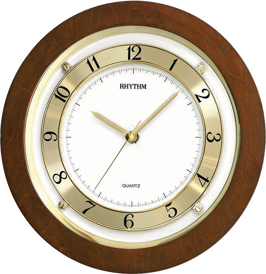 Настенные часы Rhythm CMG975NR06 rhythm cmg975nr06