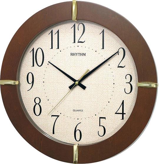 Настенные часы Rhythm CMG976NR06 rhythm настенные часы rhythm cmg771nr02 коллекция