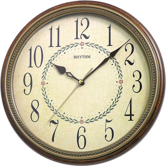 Настенные часы Rhythm CMG985NR06 rhythm настенные часы rhythm cmg771nr02 коллекция