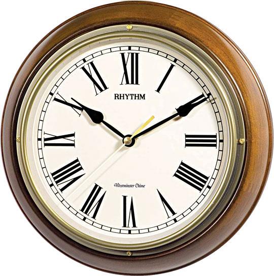 Настенные часы Rhythm CMH723CR06-ucenka rhythm настенные часы rhythm cmg771nr02 коллекция