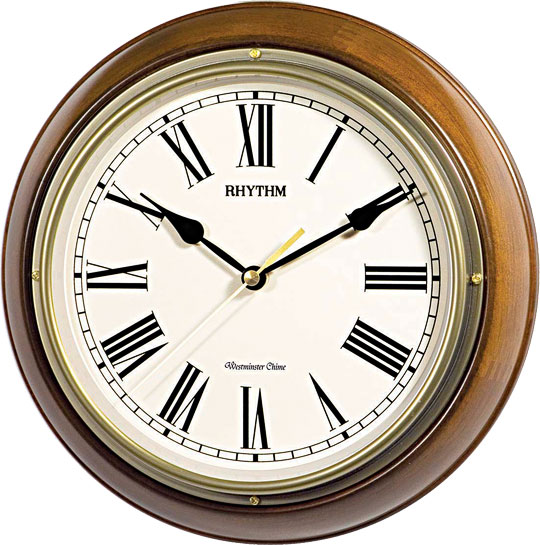 Настенные часы Rhythm CMH723CR06