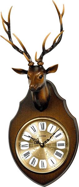 Настенные часы Rhythm CMH750NR06