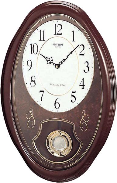 Настенные часы Rhythm CMJ320NR06 звуковые сигналы