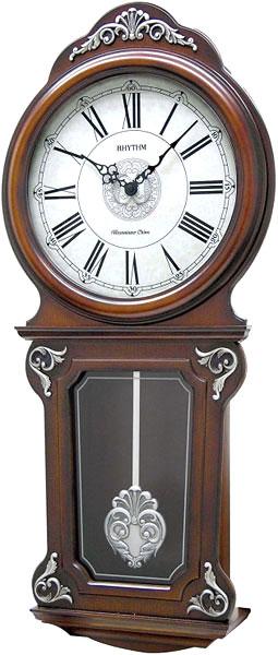 Настенные часы Rhythm CMJ380CR06