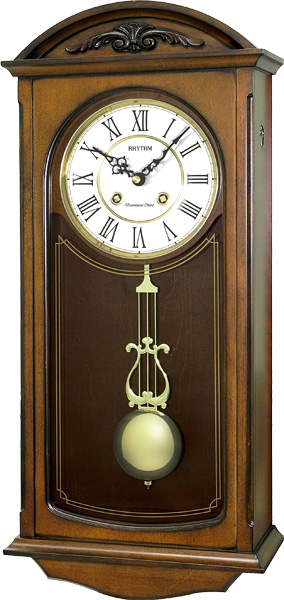 Настенные часы Rhythm CMJ457NR06 настенные часы rhythm cmj457nr06