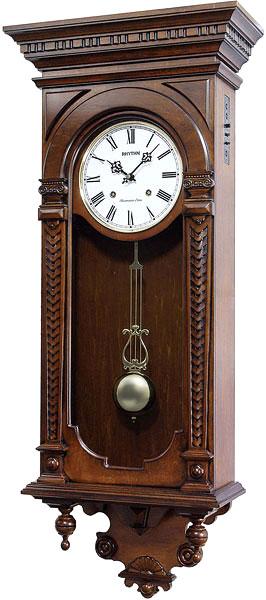 Купить со скидкой Настенные часы Rhythm CMJ464FR06