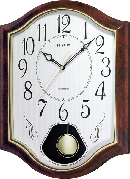 Настенные часы Rhythm CMJ494NR06 настенные часы rhythm cmj494nr06