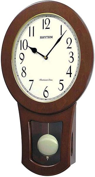 Настенные часы Rhythm CMJ500GR06 rhythm настенные часы rhythm cmg771nr02 коллекция
