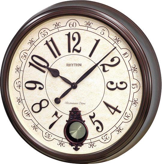Настенные часы Rhythm CMJ504NR06