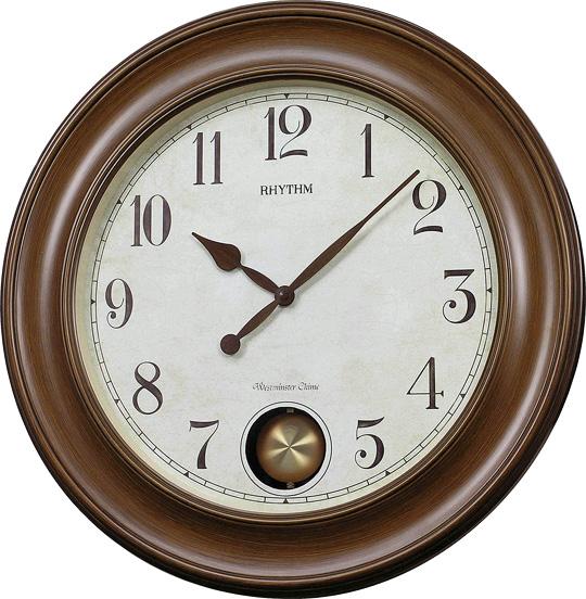 Настенные часы Rhythm CMJ521NR06