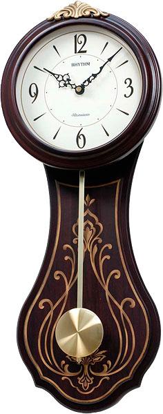 Настенные часы Rhythm CMJ548NR06