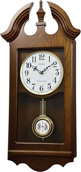 Настенные часы Rhythm CMJ573NR06