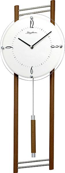 Настенные часы Rhythm CMP524NR06 rhythm настенные часы rhythm cmg771nr02 коллекция