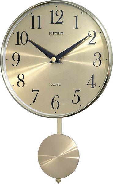 Настенные часы Rhythm CMP528NR18 rhythm настенные часы rhythm cmg771nr02 коллекция